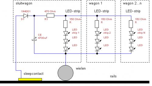 treinverlichting